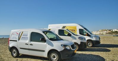 Cheap cargo van rental in La Herradura