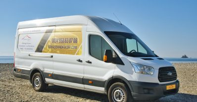Cheap cargo van rental Salobrena