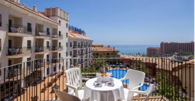 Alquiler de coches Hotel Benalmádena Palace Spa