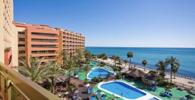 Alquiler de coches Hotel Sunset Beach Club